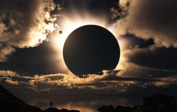 nouvelle lune 21 aout 2017 éclipse solaire totale